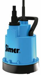 Jung Pumpen (Pentair) SIMER 5