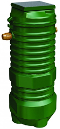 Poste de relevage mono pompe Renson 171056-171057-171058-171059-171060-171061