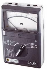 Appareil de mesure / Multimètre analogique Chauvin Arnoux C.A 401 / 402 / 403 / 404 /405