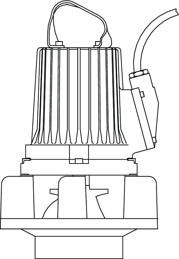 pompe de relevage d 39 assainissement flygt xylem nl 3102. Black Bedroom Furniture Sets. Home Design Ideas