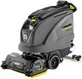 Autolaveuse Karcher B 60 W VERSION ROULEAUX