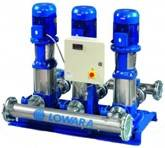 Module de surpression Lowara (Xylem) GS / GM